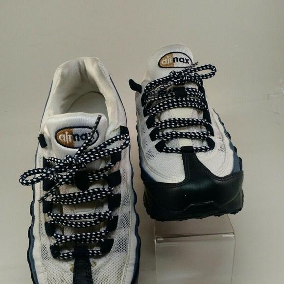 Retro Nike Air Max '95 GS Size 5.5 Y (307565 144)